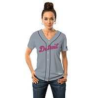 Women's Majestic Detroit Tigers Mother's Day Replica Jersey