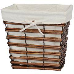 Creative Ware Home Southwinds Wastebasket