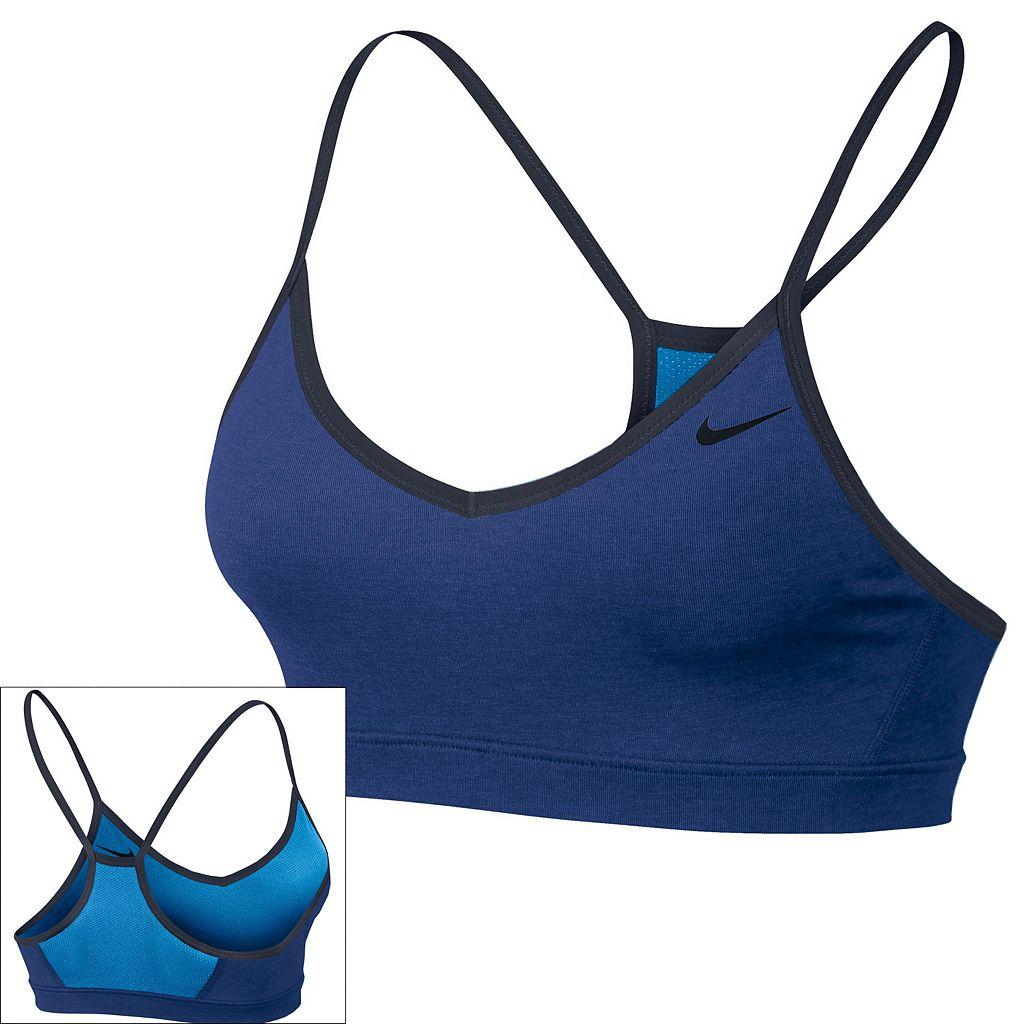 Nike Bra: Victory Dri-FIT Reversible Light-Impact Sports Bra 623872