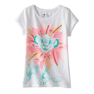 Disney's The Lion King Toddler Girl Simba Sequin Tee by Jumping Beans®