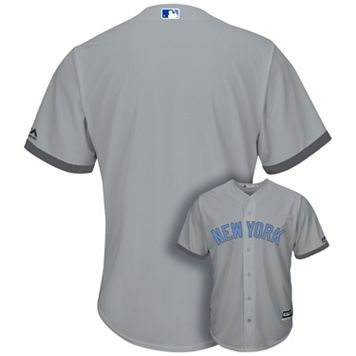 Men's Majestic New York Yankees Father's Day Replica Jersey