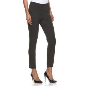 Women's Dana Buchman Ponte Skinny Ankle Pants