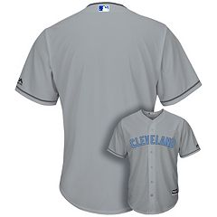 Men's Majestic Cleveland Indians Father's Day Replica Jersey
