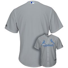 Men's Majestic St. Louis Cardinals Father's Day Replica Jersey