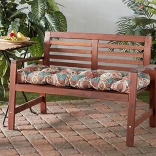 Greendale Home Fashions 51-in. Outdoor Bench Cushion