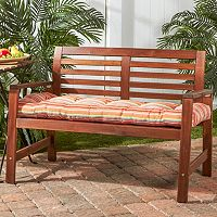 Greendale Home Fashions 51 in Outdoor Bench Cushion