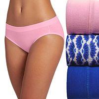Jockey Elance Stretch 3-pack Bikini Panties 1550