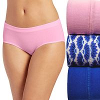 Jockey Elance Stretch 3-pack Hipster Panties 1551