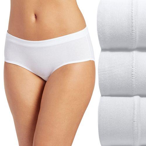 Jockey Cotton Stretch 3-pack Hipster Panties 1551