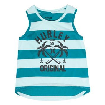 Girls 7-16 Hurley Carmen Tank Top
