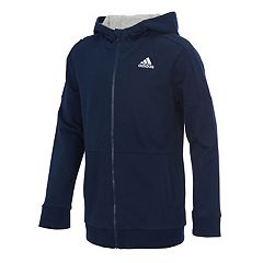 Boys 8-20 adidas Full-Zip Fleece Jacket