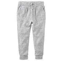 Toddler Boy OshKosh B'gosh® Double Knit Jogger Pants