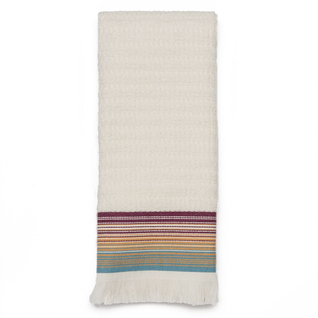 Caymen Fringe Hand Towel