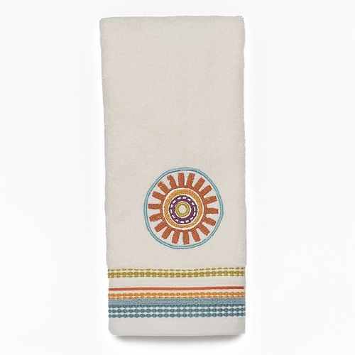 Caymen Embroidered Hand Towel