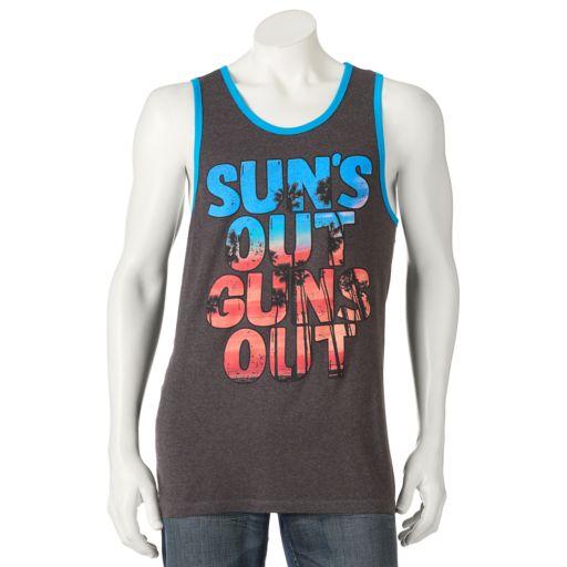 Men's Sun's Out Tank Top