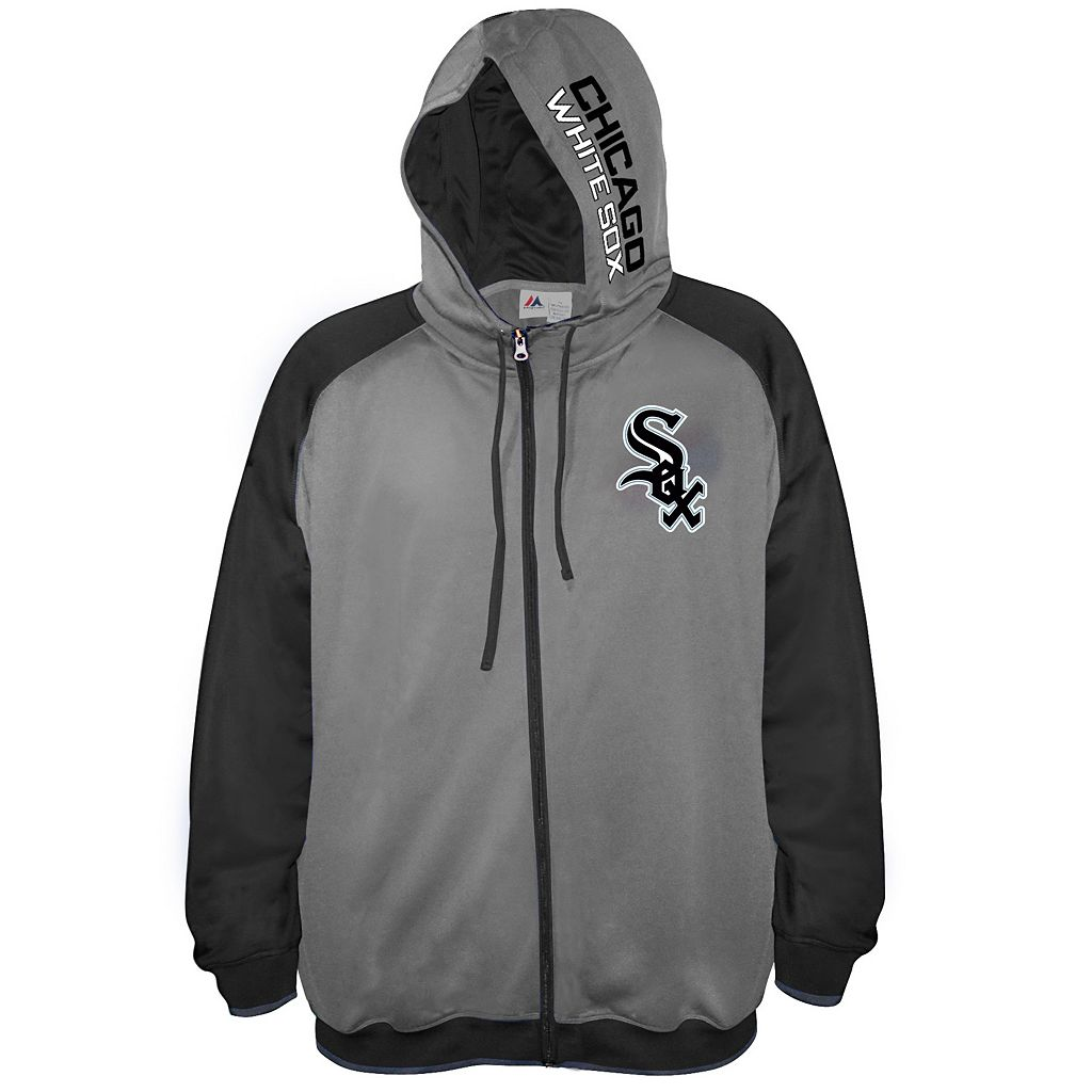 Big & Tall Majestic Chicago White Sox Destiny Hoodie