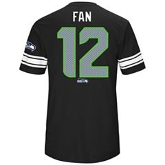 Men's Majestic Seattle Seahawks 12th Fan Tee