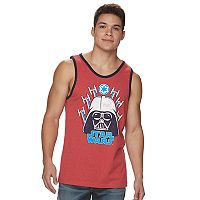 Men's Star Wars Force of July Tank Top