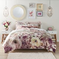 LC Lauren Conrad Bloom Duvet Cover Set