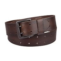 Men's Levi's® Perforated Leather Belt