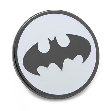 DC Comics Batman Glow-in-the-Dark Lapel Pin