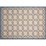 Nourison Caribbean Vacation Mode Lattice Indoor Outdoor Rug