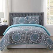 Truly Soft Kalen Quilt Set