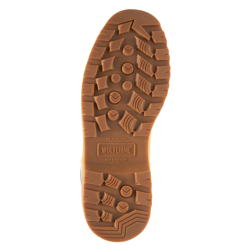 Wolverine Floorhand Men's Steel Toe Waterproof Work Boots