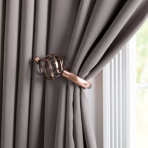 Portsmouth Home 2-pack Sphere Curtain Holdback