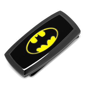 DC Comics Batman Logo Cushioned Money Clip