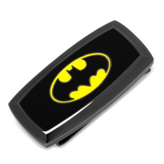 DC Comics Batman Logo Cushioned Money Clip