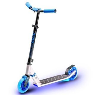 Neon Flash LED Light-Up Scooter