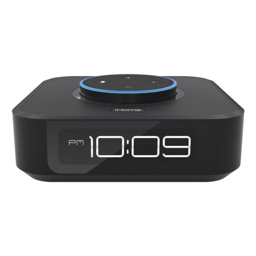 iHome Docking Bedside Speaker for Amazon Echo Dot