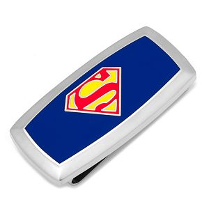 DC Comics Superman Logo Cushioned Money Clip