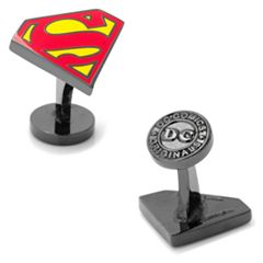 DC Comics Superman Cuff Links