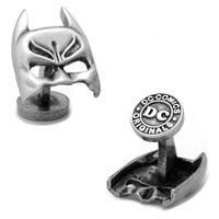 DC Comics Batman Mask Cuff Links