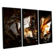 ArtWall Mend Rope & Tree Framed Wall Art 3-piece Set