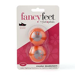 Fancy Feet by Foot Petals 2 pkSneaker Deodorizers