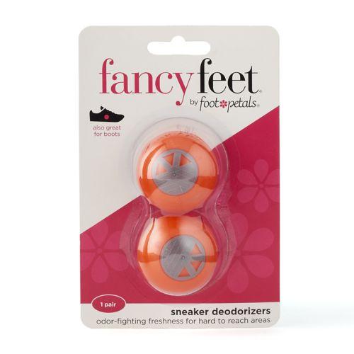 Fancy Feet by Foot Petals ... 6-pk. Sneaker Deodorizers