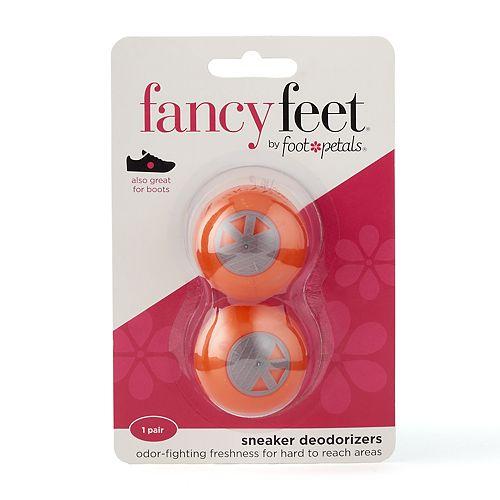Fancy Feet by Foot Petals ... 6-pk. Sneaker Deodorizers vNWFdaJlM