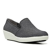 LifeStride Motorway Women's Slip-On Wedges