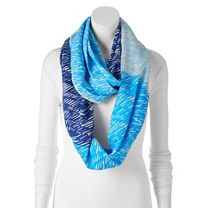 REED Scribble Infinity Scarf