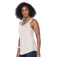 Women's Apt. 9® Foil Graphic Tank