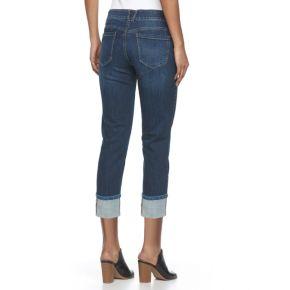 Women's ReCreation Cuffed Capri Jeans