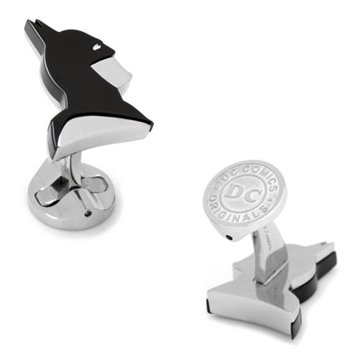 DC Comics Batman Profile Cuff Links