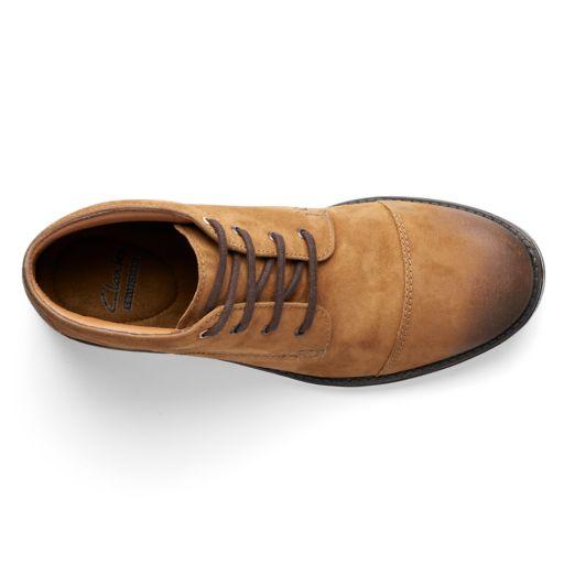 Clarks Devington Cap Men's Casual Boots