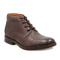 Clarks Devington Cap Men's Casual Boots