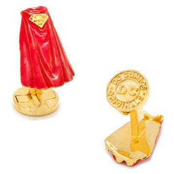DC Comics Superman Cape Cuff Links