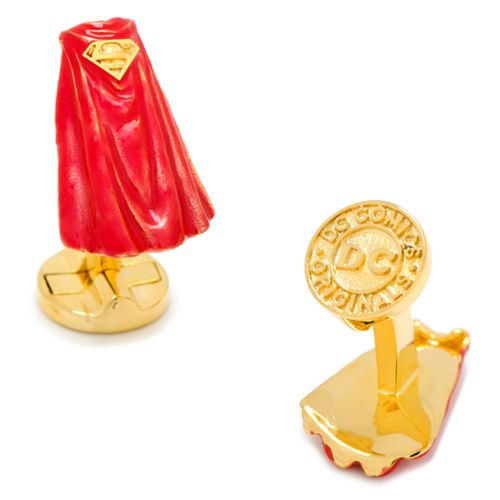 DC Comics Superman Cape Cuff Links