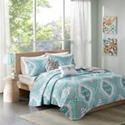 Intelligent Design Vivian Coverlet Set